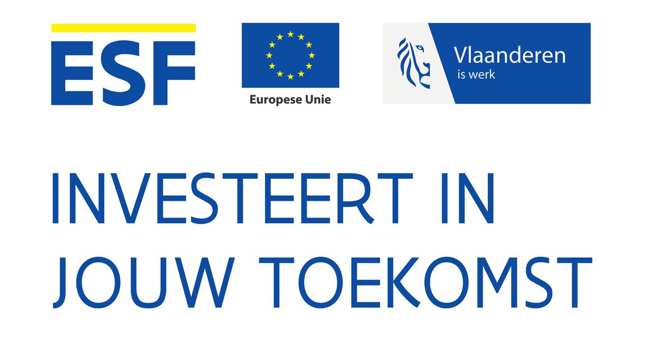ESF - Vlaanderen - EU investeert in uw toekomst