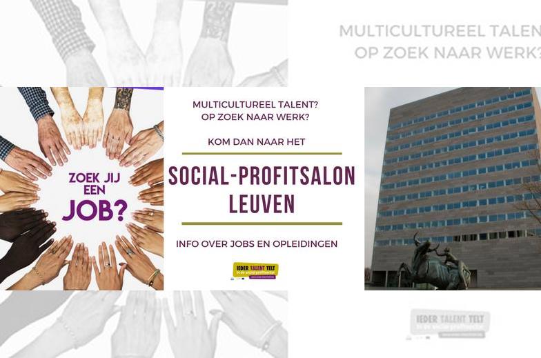 Social-profitsalon Leuven